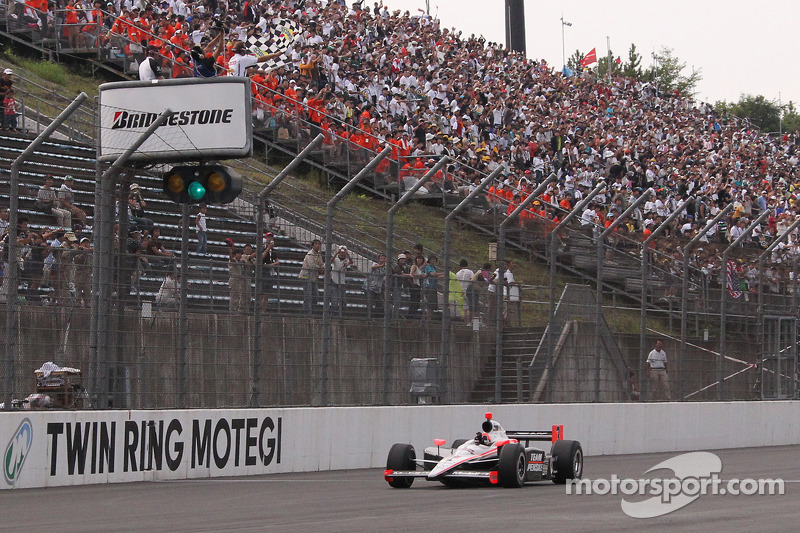 IndyCar To Run Road Course At Motegi
