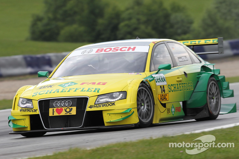 Audi Spielberg Qualifying Report