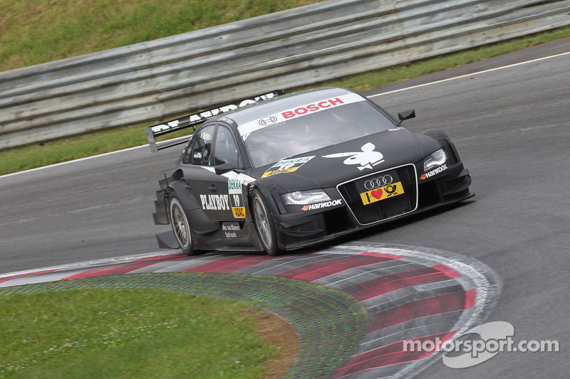 Audi Spielberg Qualifying Report