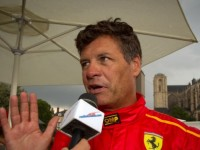 Le Mans Blog: Michael Waltrip Meets France