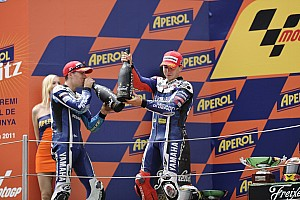 MotoGP Yamaha Catalunya GP Race Report