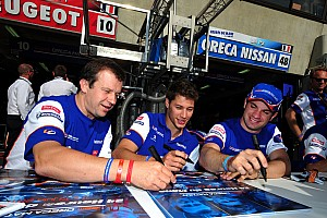 ORECA-Matmut Le Mans Wednesday Report