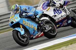 Suzuki Prepared For British GP