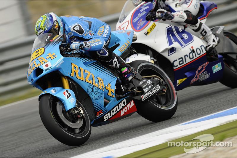 Suzuki Prepared For British GP