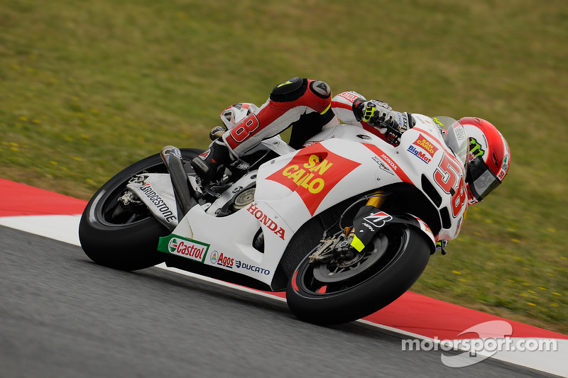 Gresini Racing Catalunya GP Qualifying Report
