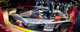 Le Mans Audi Le Mans Final Qualifying Report