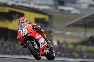 Ducati British GP Friday Report