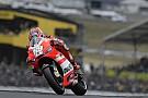 Ducati British GP Friday Report