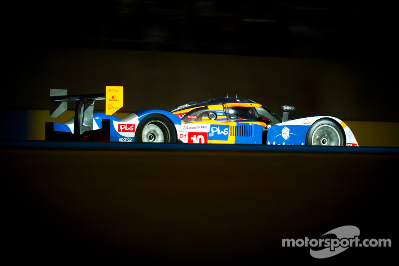 ORECA-Matmut P1 Le Mans Hour 12 Report