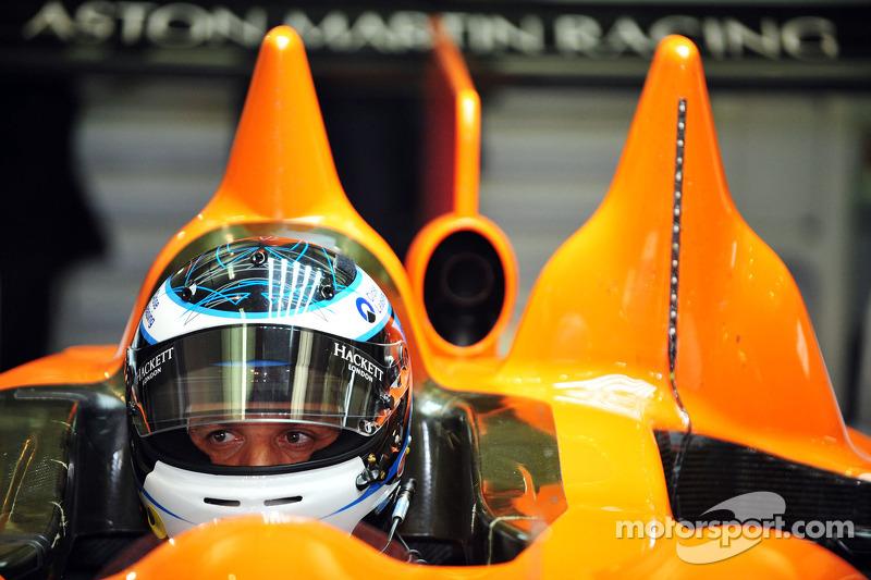 Darren Turner Retires From Le Mans