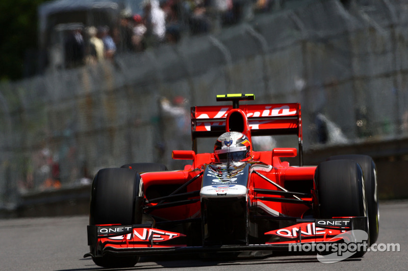 Marussia Virgin Canadian GP Qualifying Report