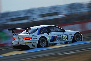 BMW Le Mans Hour 20 Report