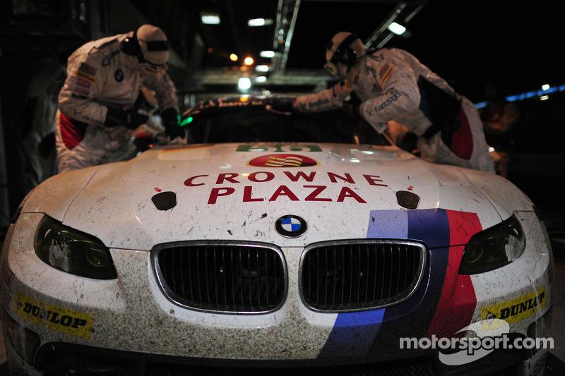 BMW Le Mans 24H Race Report