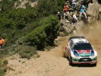 Ford Set For Acropolis Rally