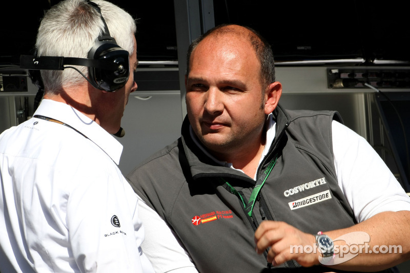HRT Q&A with Colin Kolles