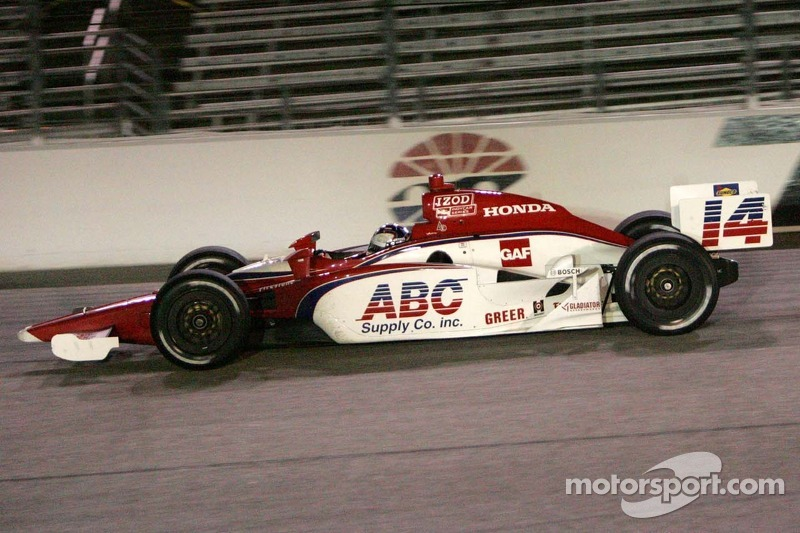 AJ Foyt Racing Milwaukee Mile Qualifying Report