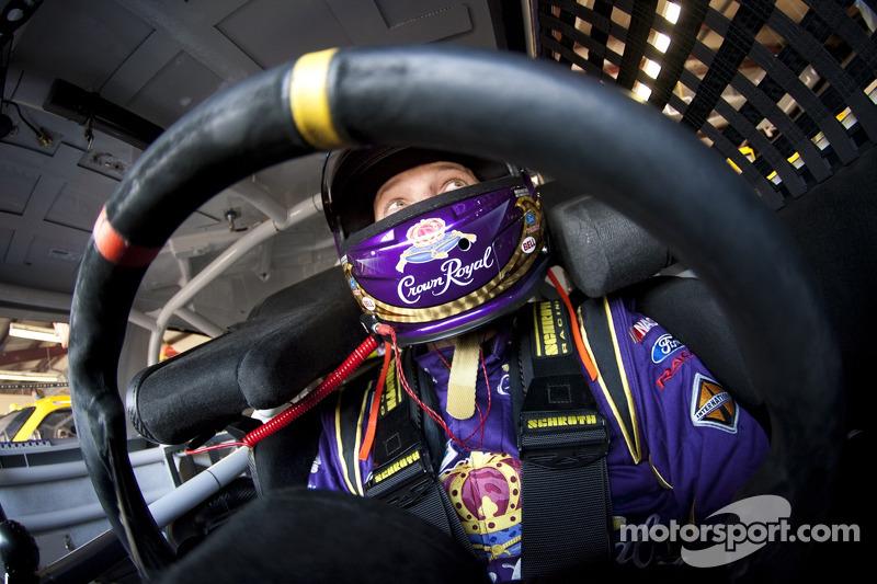 Roush Fenway Racing Michigan Race Report