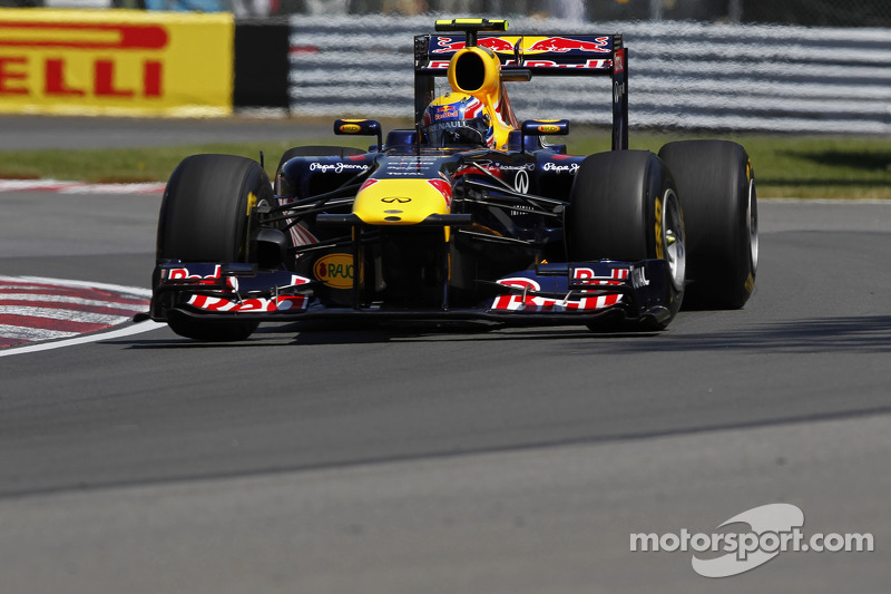 Red Bull Wants To Win European GP At Valencia