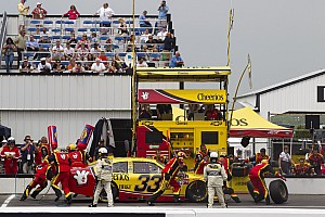 Richard Childress Racing Michigan Race Report