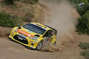 WRC Solberg M-Sport Acropolis Rally Leg 2 Summary