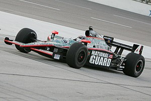 Panther Racing Heads For Iowa Speedway