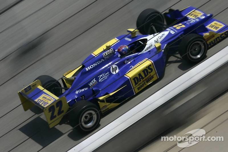 Dreyer & Reinbold Racing Iowa Qualifying Report