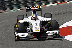 GP2 GP2 Series Valencia Street Circuit Qualifying Report