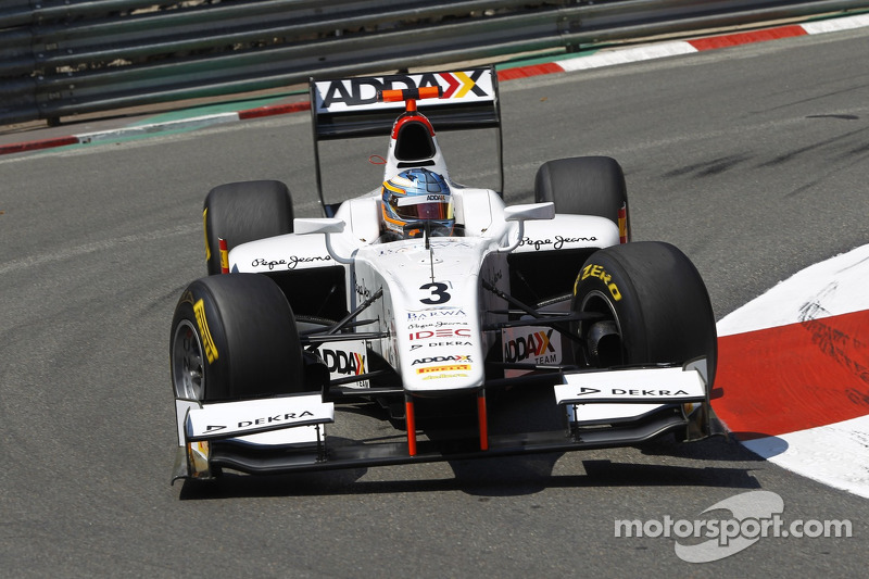 GP2 Series Valencia Street Circuit Qualifying Report