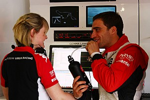 Marussia Virgin European GP - Valencia Qualifying Report