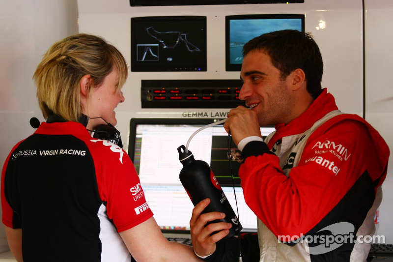Marussia Virgin European GP - Valencia Qualifying Report