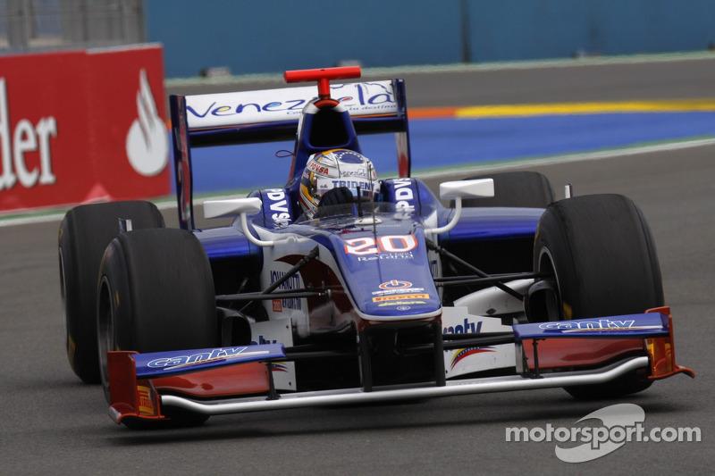 Trident Racing Valencia Race 1 Report