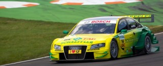 Audi Ready For DTM Race At Norisring
