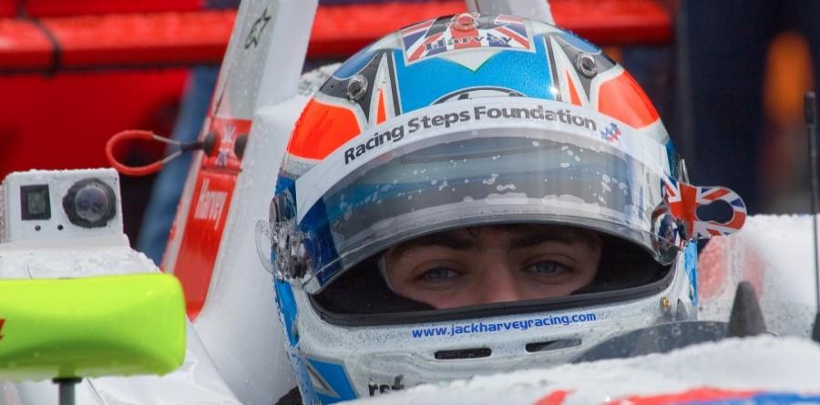 Harvey Wins BF3 Race 2 At Nurburgring