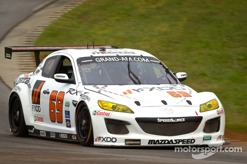 Jeff Segal Ready For Return To Laguna Seca