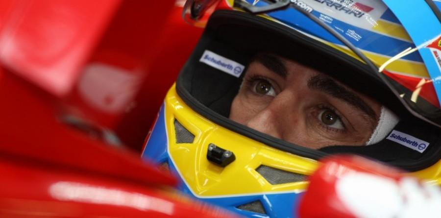 Ferrari F1 British GP - Silverstone Qualifying Report