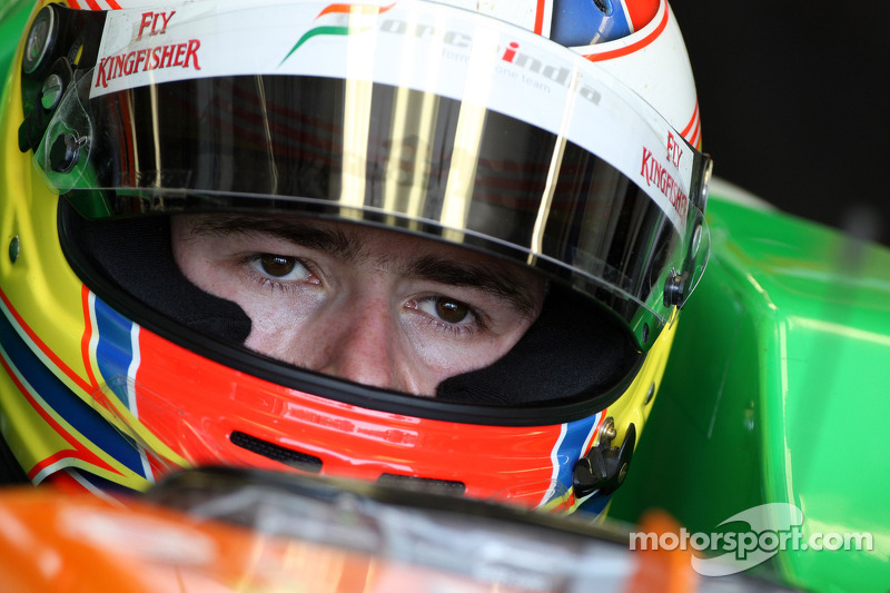 Mallya Wants To Keep 'Star' Di Resta In 2012