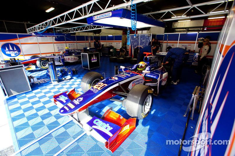 Rodolfo Gonzalez Silverstone Event Summary
