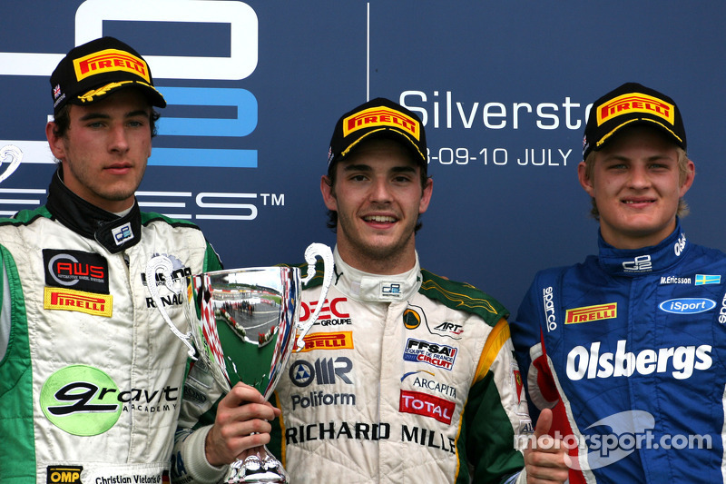 GP2 Series Silverstone Feature Race Report
