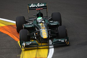 Formula 1 Team Lotus Strike Deal To Use Red Bull KERS