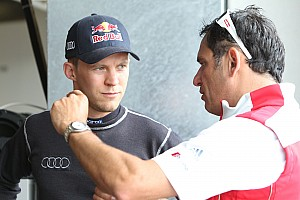 DTM Audi Race Report Munich Show Event