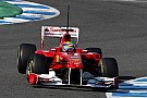 F1 Teams Discuss Relaxing Test Ban For 2012