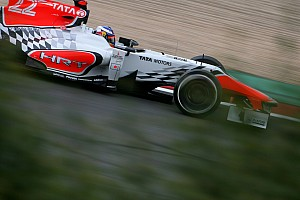 Formula 1 HRT British GP - Silverstone Qualifying Report