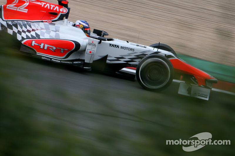HRT British GP - Silverstone Qualifying Report