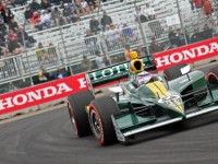 KV Racing Lotus Edmonton IndyCar Qualifying Report