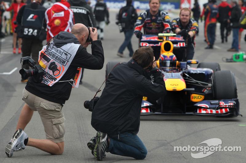 Renault Sport German GP - Nurburgring Race Report