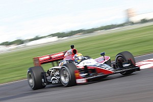 IndyCar Dreyer & Reinbold Racing Edmonton Race Report