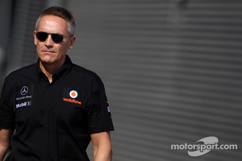 Axe Reports Made Nurburgring Win Sweet - Whitmarsh
