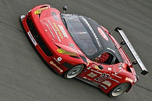 Grand-Am Grand-Am Rolex Series Ferrari F458 Italia Day 2 Test Notes