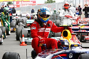 FIA Ignored Webber/Alonso Rule Breach