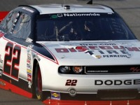 Brad Keselowski Takes Indy Raceway Park Nationwide Win 
